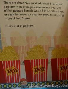 Millions, Billions & Trillions popcorn image