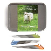 German Felting Needles (includes star point)