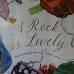 A Rock Is Lively Book Cover