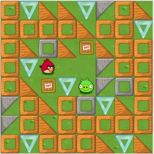 Learn to code with Angry Birds. This coding game is perfect for Angry Bird fans. Watch out Piggies!
