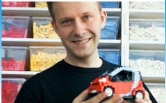 Artist in LEGO Bricks Interview Series:  Sean Kenney