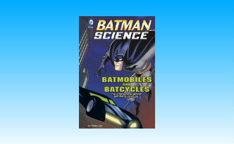 Batman Science Book Review. Books for Boys.