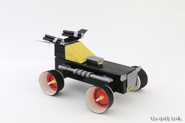 LEGO Batmobile Craft