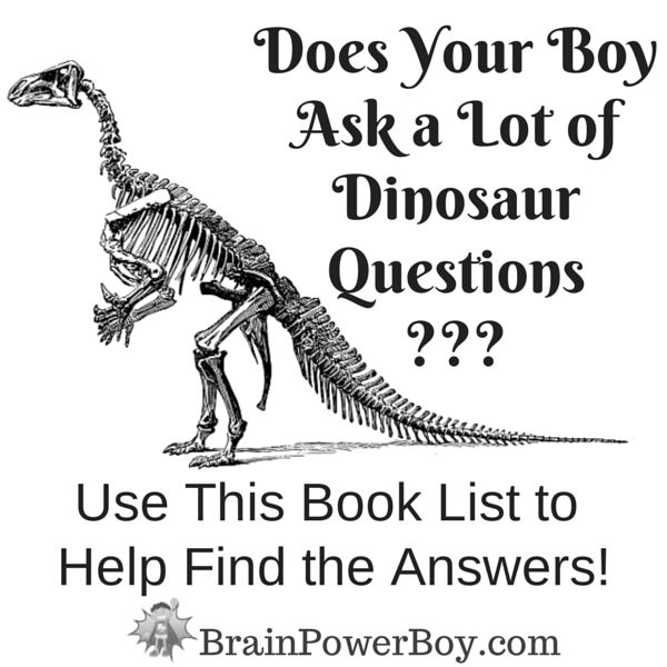 Dinosaur Question and Answer Books