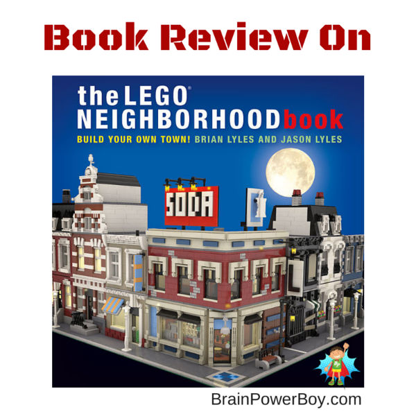 Check out The LEGO Neighborhood Book. Lots of great ideas for buildings and accessories. We can't wait to build something new for our LEGO house.