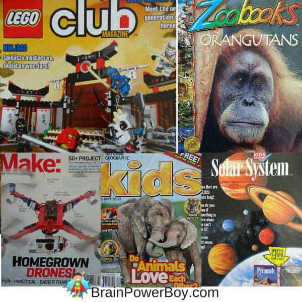 Reviews and Recommendations for the Best Magazines for Boys