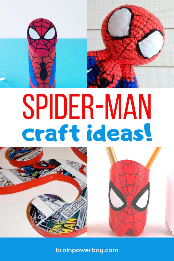 Spider-Man Crafts: Super Ideas You Need to Check Out!