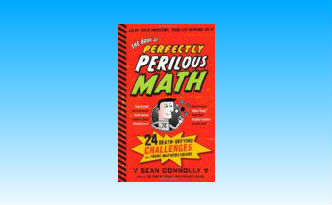 The Book of Perfectly Perilous Math Cover