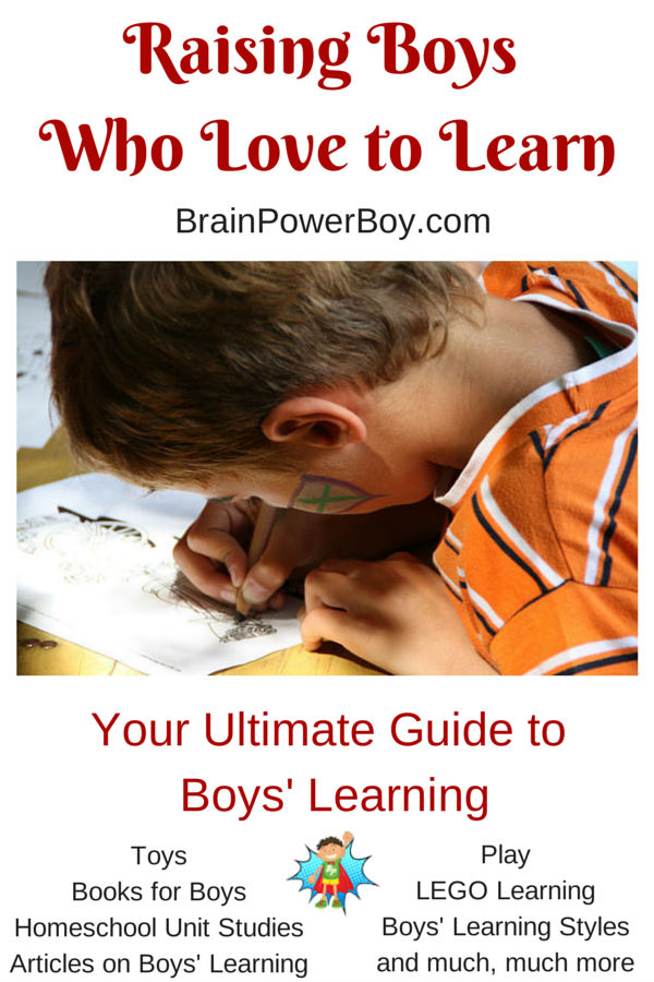 The Ultimate Guide to Raising Boys Who Love to Learn | Brain Power Boy
