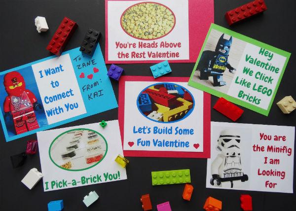BrainPowerBoy LEGO Printables