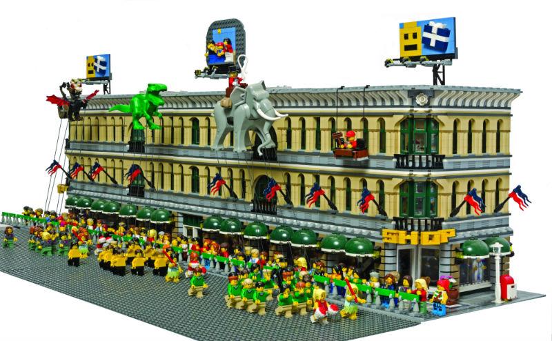Brick City Macy's Day Parade