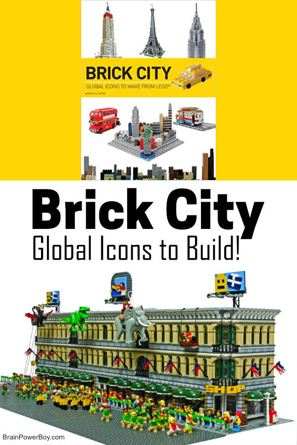 Review of Brick City. Build Global Icons with LEGO Bricks