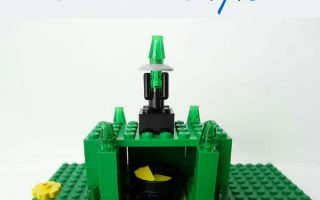 LEGO Designs: Leprechaun Trap