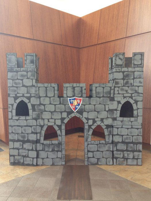 Castle Photo or Play Area