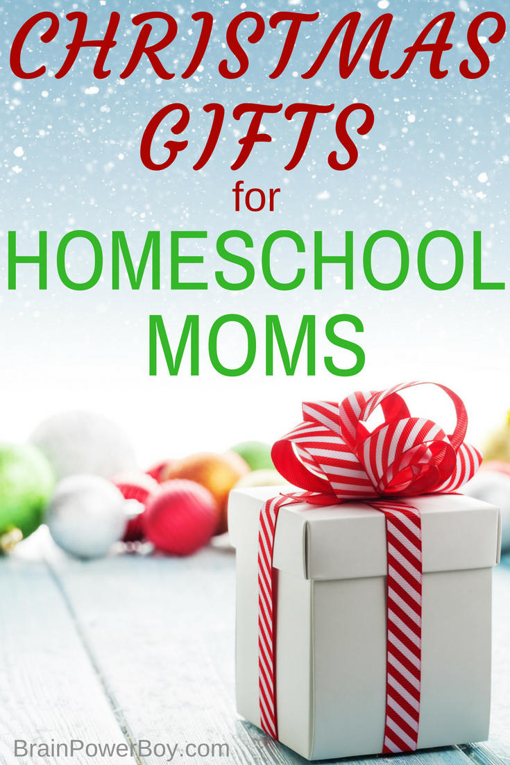 Awesome Gifts for Homeschooling Moms Perfect for Christmas 2018!