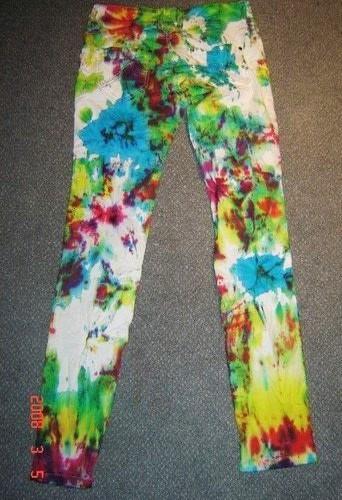 Tie Dye Jeans!