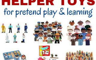 Community Helper Toys For Pretend Play and Learning