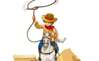 Cowboy Picture Books for Your Buckaroos