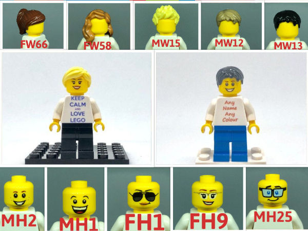 order custom minifigure