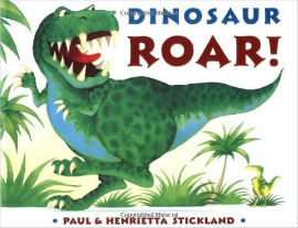 Dinosaur road was the dinosaur book to make our best picture book for boys list.