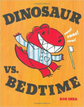 Dinosaur vs. Bedtime will have your kids roaring for more.