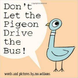 Don't Let the Pigeon Drive the Bus is a winner through and through