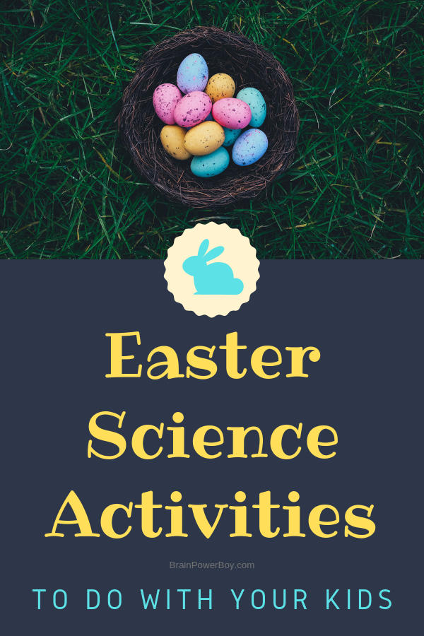 Do not miss these Easter Science activities for kids. They are so good it is hard to pick a favorite!