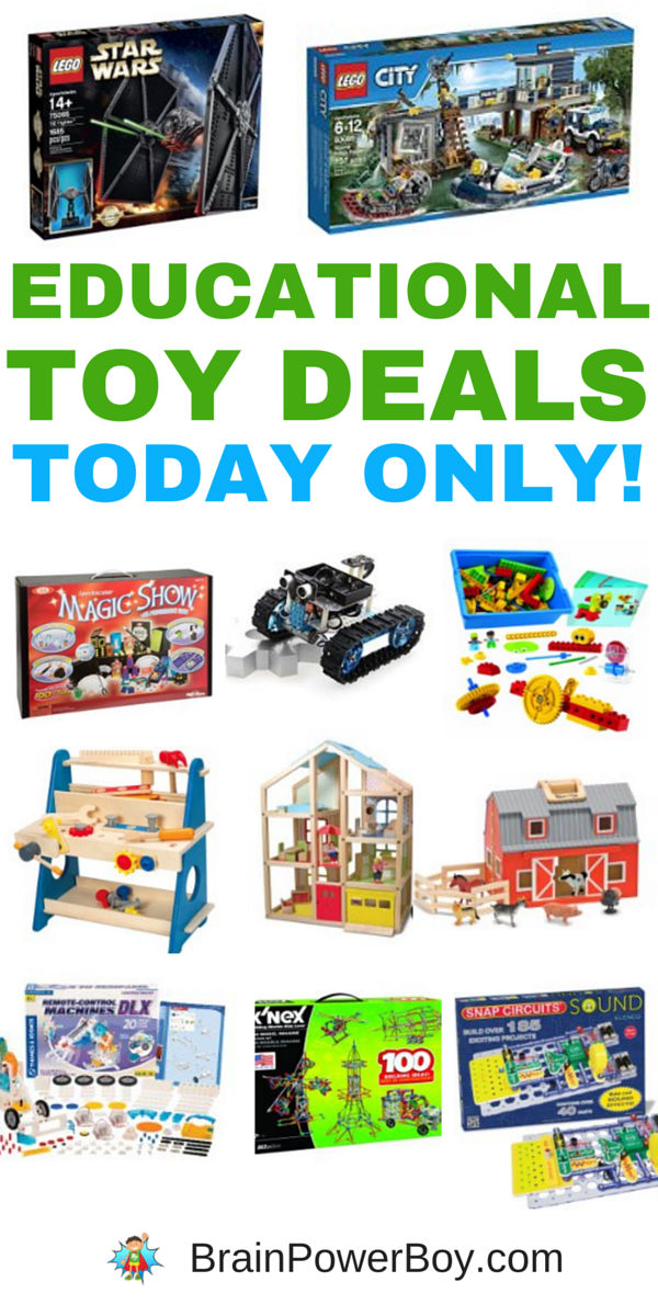 Get the best educational toy deals for Prime Day!