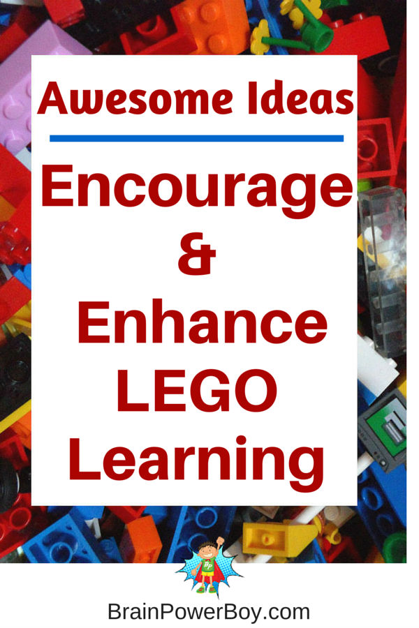Get more out of LEGO Learning by using these simple, but effective, ideas. Learning with LEGO is an engaging way to learn and the learning sticks!