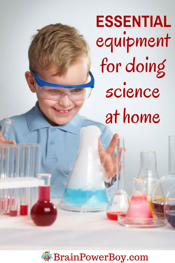 Spark an interest in science! Get the right homeschool science equipment to teach science to your kids. Having real tools will make all the difference. See our comprehensive list of the very best equipment that will help you do homeschool science experiments and homeschool science units effectively.