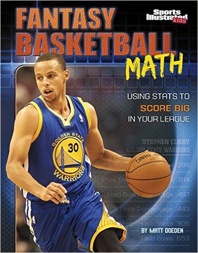 Fantasy Basketball Math books