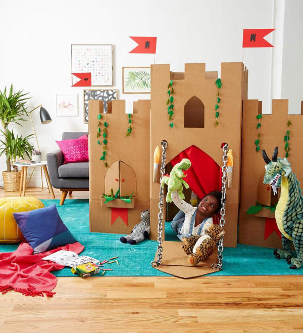 Fantasy Family Castle