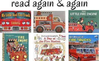 Fire Engine Books They Will Want to Read Again and Again