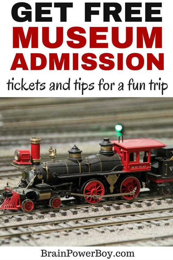 Best Ways to Get Free Museum Tickets