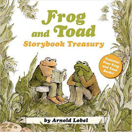 Frog and Toad Storybook Treasury was added to our 100 Best Picture Books for Boys list because I couldn't pick just one Frog and Toad book