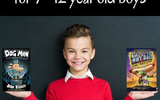 Funny Book Series for 9 – 12 Year Old Boys