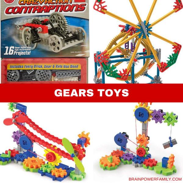 Gears Toys