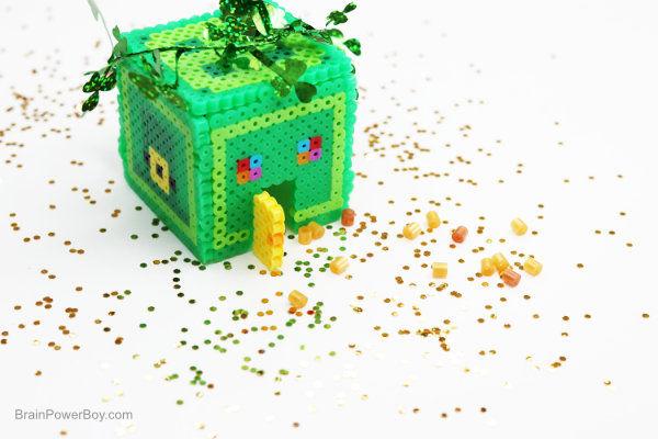 Glitter and Gold Leprechaun Trap