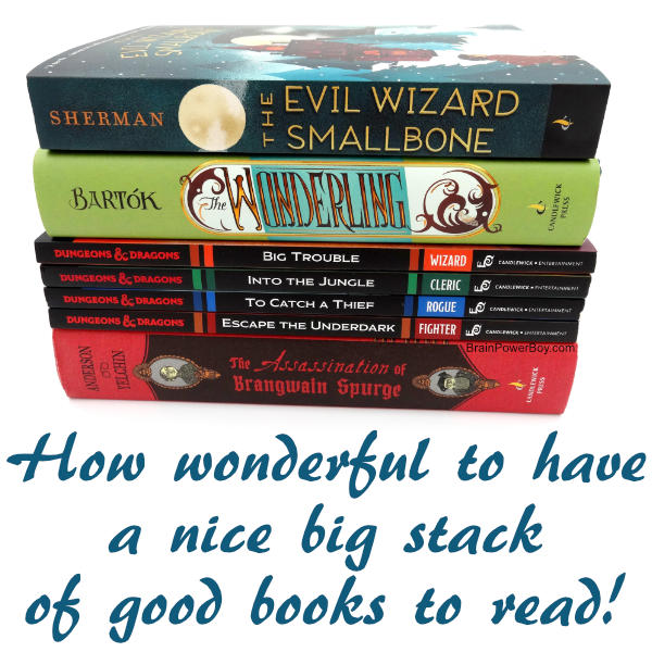 If you need good fantasy books for tweens, start here.