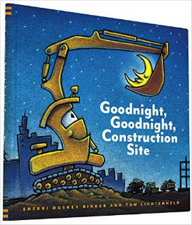 Goodnight, Goodnight, Construction Site is perfect for construction and truck fans