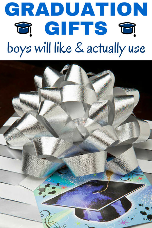 Graduation Gifts For Boys That They Will Actually Use