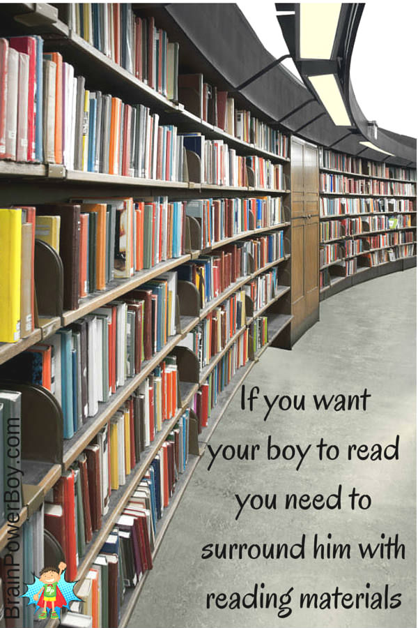 Tips to help boys go from hating reading to loving it. If your boy hates reading you need to do something to change the situation. These really ideas work. You can do this - click through now to read the article and start helping him today.
