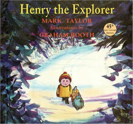 Henry the Explorer is the perfect selection for a boy who is adventurous