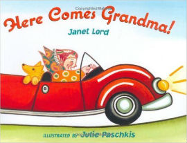 Here Comes Grandma shows that grandma will stop at nothing to see her grandson.