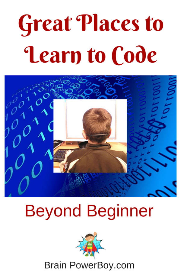 Homeschool Unit Study: Coding, Beyond Beginner