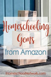 Homeschooling gems from Amazon