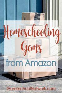 Homeschooling gems from Amazon