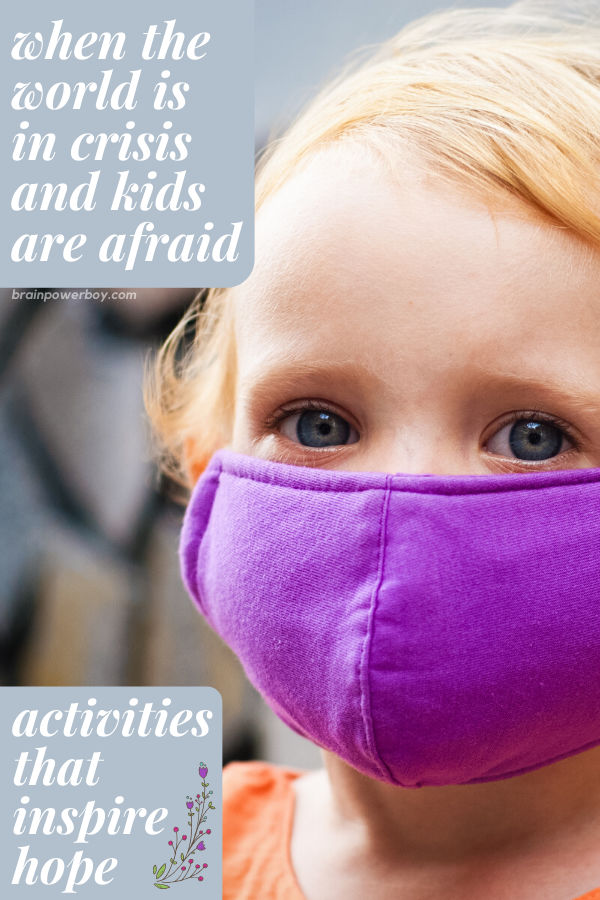 Child hopeful activities for coping
