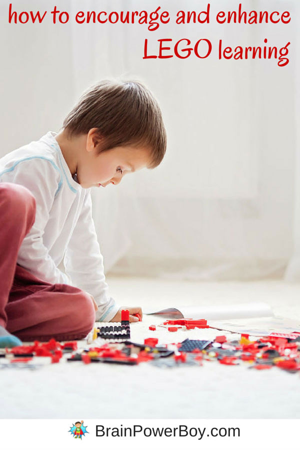 Have you ever wondered if you could take your child's obsession with LEGO and help him find engaging ways to learn while playing? If so, this is the article for you. Actionable tips that you can use to encourage and enhance your child's learning with LEGO.