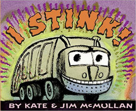 I Stink! Garbage truck fun boys won't be able to put down.